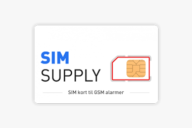 SIM SUPPLY Logo