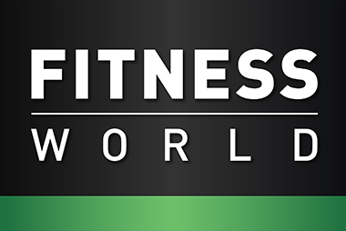 FITNESS WORLD Logo