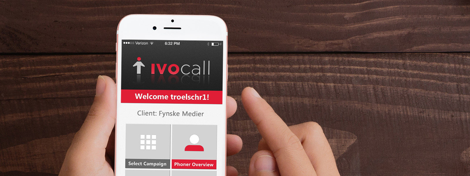 IvoCall Case Image